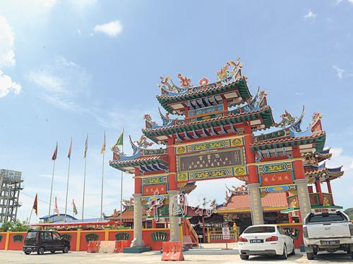 瓜拉雪蘭莪西靈宮  Kuala Selangor Xi Ling Gong