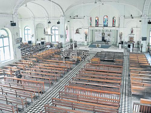 聖母升天堂將進行從內到外的大整修。