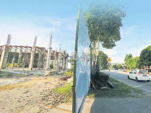 新建神廟被禁高度超過5公尺,讓理事會大傷腦筋。