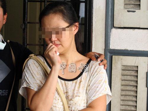 警方指女嫌犯口供反复,疑點重重。