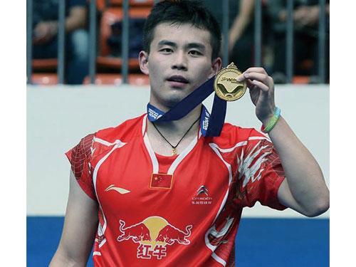 喬斌贏得韓國公開賽男單冠軍,但他的確實年齡到底是?(互聯網)