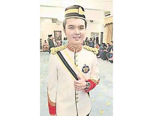 馬來西亞最年輕的拿督?!19歲受封 ????? ?? ??????