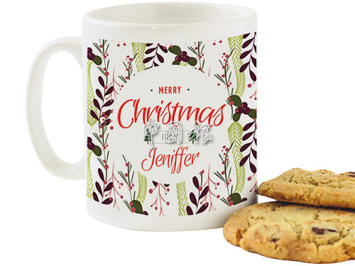聖誕節交換禮物最討厭收到杯子?如果那是為你訂製的杯子呢?花少許心思,即使是再普遍的物品,也會附上獨特的生命!