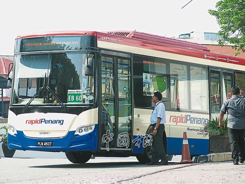 檳城快捷通從去年開始,就有開拓跨越檳吉兩州的公共巴士路線。