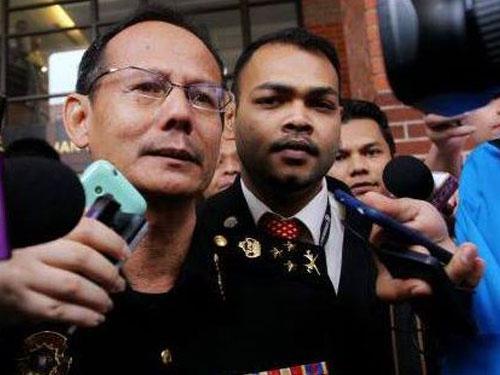 因對調查結果感到失望,峇里選擇提早退休,也不出席反貪會舉行的歡送會。