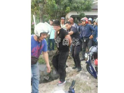 華裔綁匪遭警方逮捕。