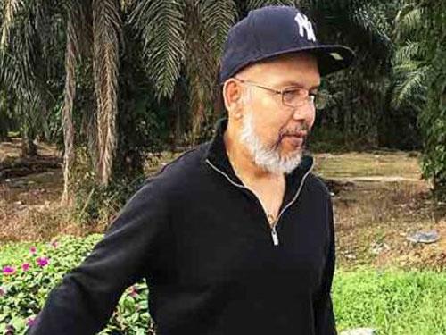 西瓦庫馬已在週二返回吉隆坡。