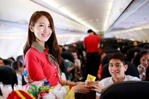 2015年TTG旅遊大獎頒獎典禮中,經由亞洲旅客、旅行社和旅遊業者投選為 「最佳廉價航空公司」。