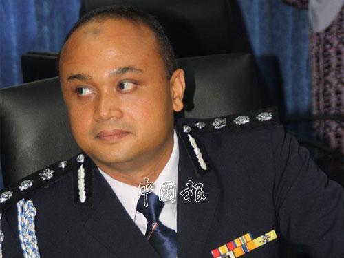 威中警區主任聶羅斯助理總監