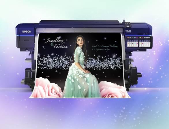 輕鬆列印圖像,展現優質與精準列印效果。