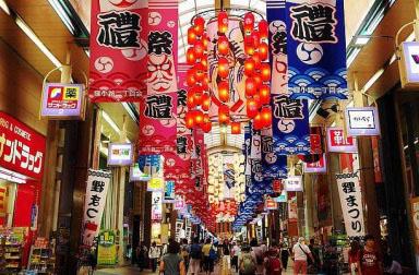 除了美食與美景,日本也是個令人瘋狂的購物天堂。