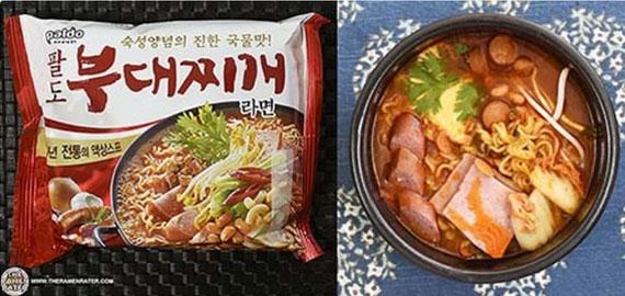 韓國部隊火鍋拉麵
