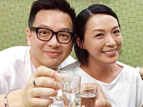 陳煒與前夫顏志行分開後仍是好友。