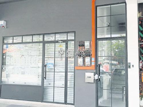 警方自本月12日上門調查JJPTR總部后,總部辦公室已達一週沒開放辦公。