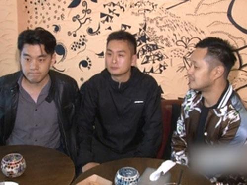 3位苦主向媒體控訴曾國猷欠款不付。