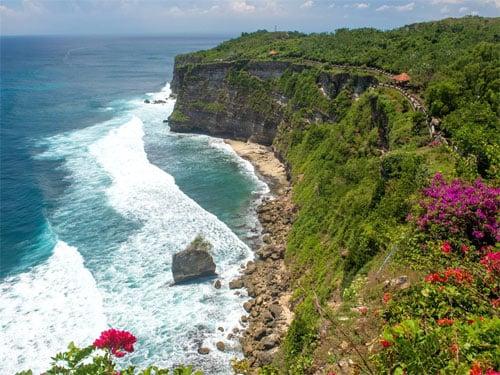 印尼預測今年中國將成巴厘島最大遊客來源國。圖:互聯網
