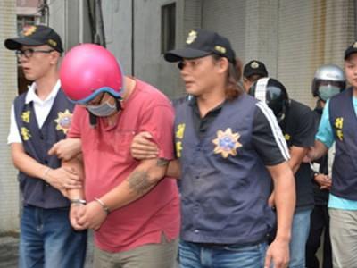 魯男等人軟禁妙齡女子當性奴被送辦。圖:台灣《蘋果日報》