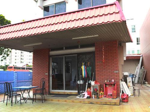 案發地點發生在新加坡芽籠18巷一間妓院內。(檔案照)