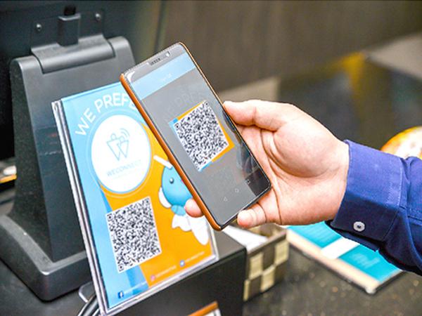 WECONNECT是我國首款與夜市合作的移動支付工具。
