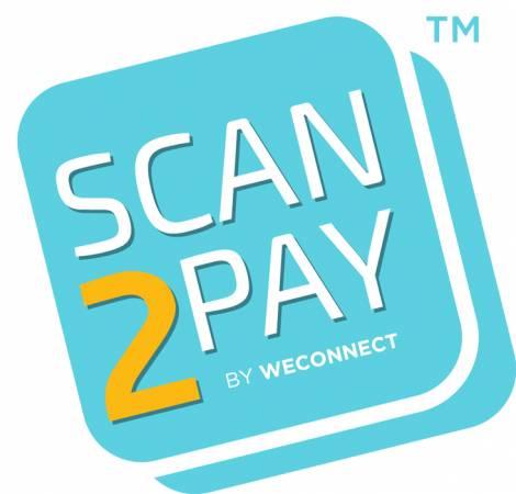 scan2pay logo