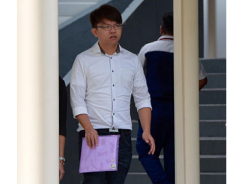 陳國偉被判罰款55萬令吉及吊銷營業執照半年。(檔案照)