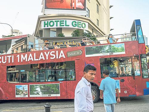 政府征收旅遊費雖直衝擊不大,但影響旅遊消費情緒,馬股酒店類股股價稍受壓。