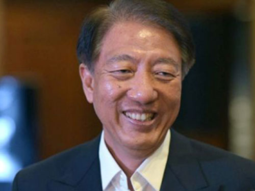 ■新加坡代總理兼國家安全統籌部長張志賢