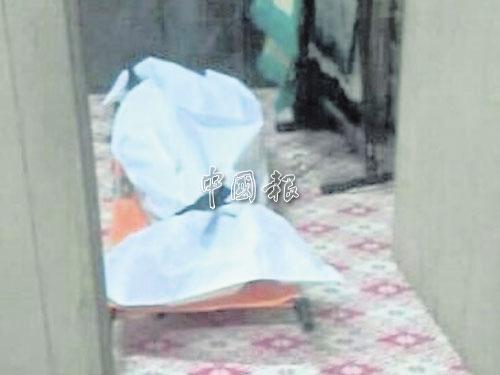 22歲巫裔男子在房內上吊。