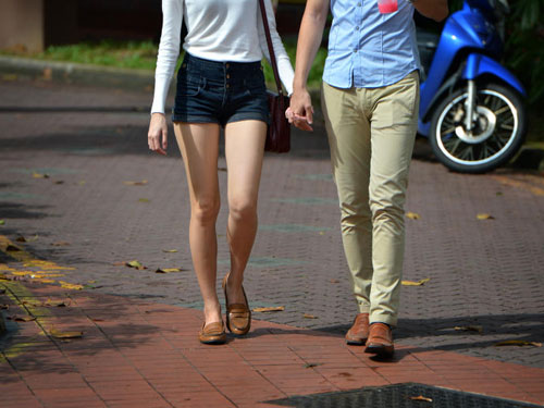 """一些青少年以為自己""""太年輕"""",不會患上性病。(檔案照)"""