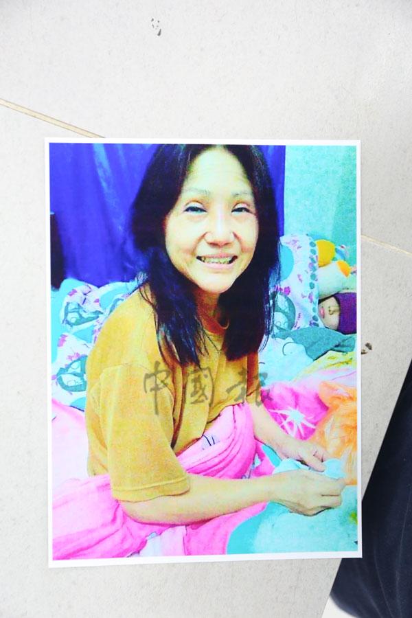 溫明惠在5月1日離家後,音訊全無,她失蹤時的膚色略比照片黝黑。