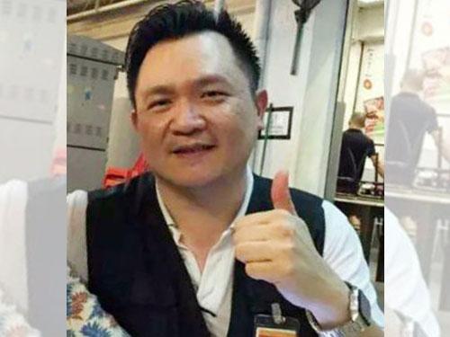 """""""老吳""""涉嫌欺騙,周四早上被控上法庭。(網絡照)"""