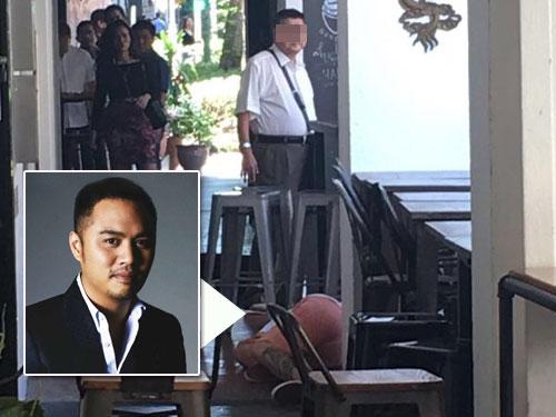 嫌兇陳南勝是死者的岳父。(互聯網)