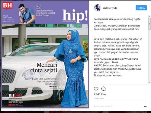 哈斯米查奧曼在接受訪問時開出擇偶條件並要求追求者寄上履歷表,但她后來在Instagram澄清只是開玩笑。