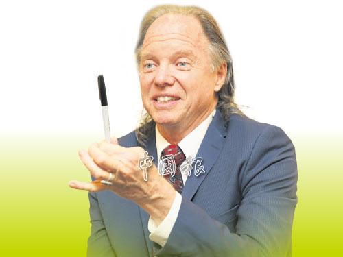 這是一支筆,還是一個磨牙玩具,或著什麼都不是?一件小東西帶出一番大道理,麥可羅區不愧為佛學博士。