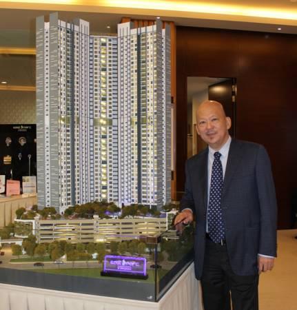 家滿控股有限公司集團董事經理兼總執行長林子峰。