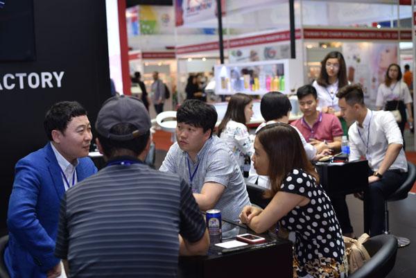 Cosmobeaute Asia亞洲國際美容商展,每年都吸引了來自世界各地的商家及美容業者到訪。