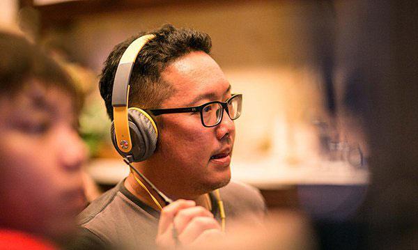 """""""電影《我是國手》導演何晉億是此競賽的評審之一。"""