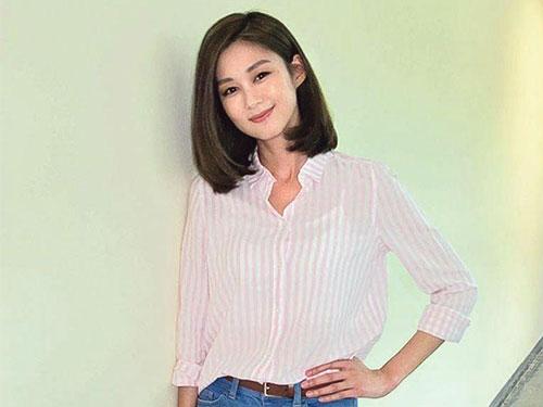 岑麗香表示煒哥拍攝《果欄中的江湖大嫂》時很開心。