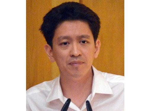 李繩武透露,朋友擔心他因為藐視法庭案而被拘留,他因此在7月提前離開新加坡。(檔案照)