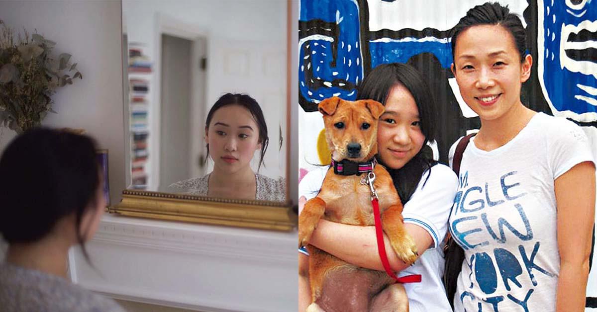 李宗盛与林忆莲所生的女儿李喜儿已21岁。