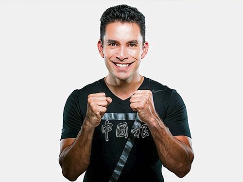 健身教練凱文強調早餐對健康很重要性,他偏愛能夠提供多種健康效益的燕麥。