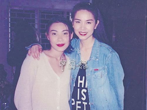 由於同走歌唱江湖也同住一室,周博華和爵西成了無話不談的姐妹淘。
