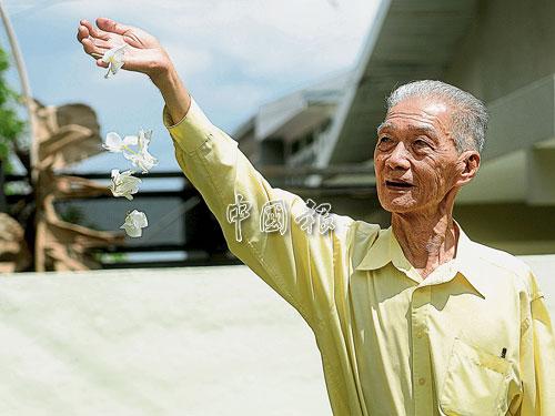 退休校長吳安順已簽署大體捐贈,並表示「我很喜歡做好事,沒有害怕。」