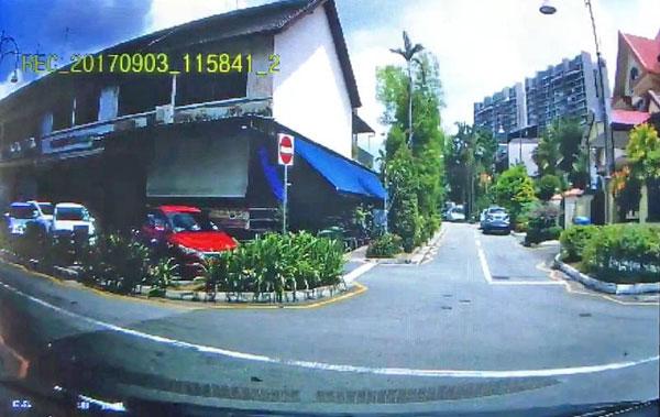 事件發生在惹蘭加由一帶的私宅。