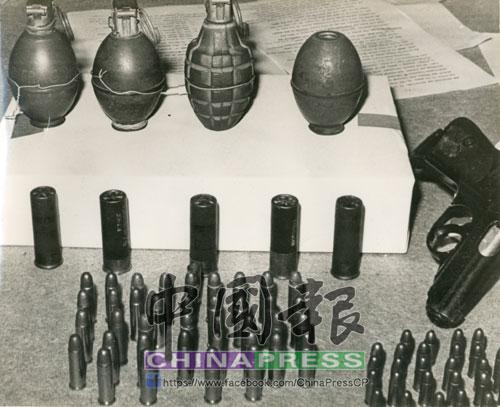 莫達清搶劫安邦路跑馬場的解款車逾20萬令吉,並以此從泰國走私大批軍火武器。