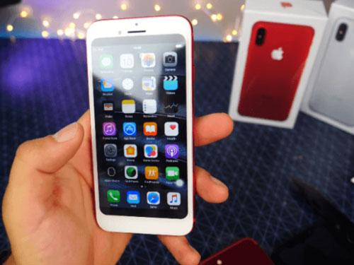 山寨iPhone 8。圖:互聯網