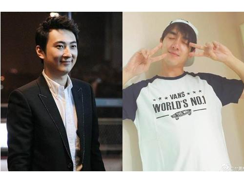 """林更新和""""千億富少""""王思聰是超級好友。(翻攝自《新浪娛樂》)"""