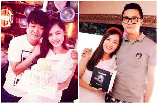 宋喆(右)被警方逮捕后,現傳出馬蓉拒絕和王寶強離婚。(圖文取自《中時》)