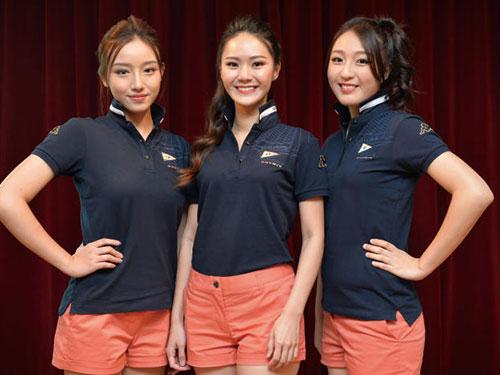 左起為方若琪、陳錦慧及林玟希。