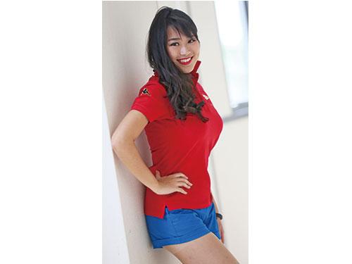 闖入大決賽的女律師陳俞君。